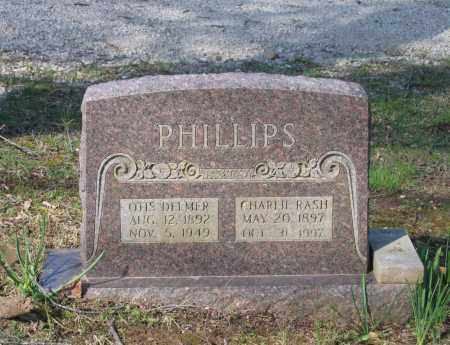PHILLIPS, OTIS DELMER - Lawrence County, Arkansas | OTIS DELMER PHILLIPS - Arkansas Gravestone Photos