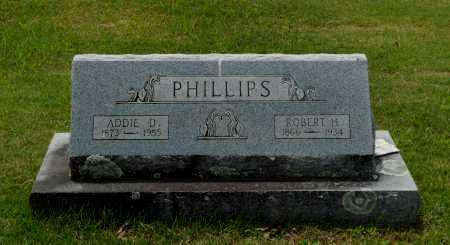 PHILLIPS PHILLIPS, ADDIE D. - Lawrence County, Arkansas   ADDIE D. PHILLIPS PHILLIPS - Arkansas Gravestone Photos