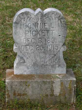 """PICKETT, CONSTANCE L. """"CONNIE"""" - Lawrence County, Arkansas 