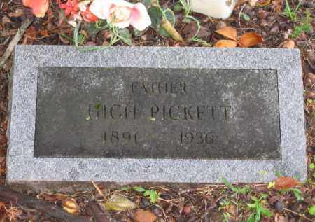 "PICKETT, HIRAM ""HIGH"" - Lawrence County, Arkansas 