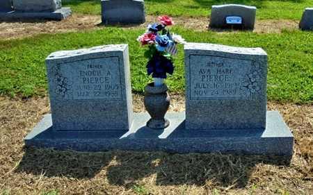 HARE PIERCE, AVA - Lawrence County, Arkansas | AVA HARE PIERCE - Arkansas Gravestone Photos