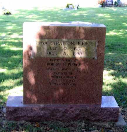 PIERCE, LENA - Lawrence County, Arkansas | LENA PIERCE - Arkansas Gravestone Photos