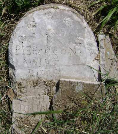 PIERCESON, RUTH D. - Lawrence County, Arkansas | RUTH D. PIERCESON - Arkansas Gravestone Photos