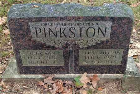 PINKSTON, PERRY MELVIN - Lawrence County, Arkansas | PERRY MELVIN PINKSTON - Arkansas Gravestone Photos