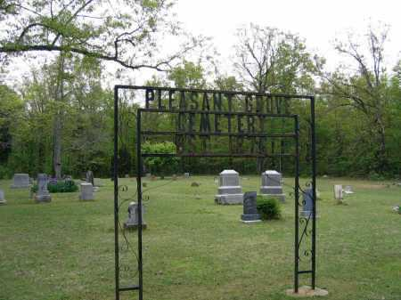 *SIGN AND OVERVIEW,  - Lawrence County, Arkansas |  *SIGN AND OVERVIEW - Arkansas Gravestone Photos