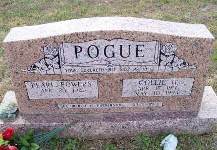 POGUE, COLLE H. - Lawrence County, Arkansas | COLLE H. POGUE - Arkansas Gravestone Photos