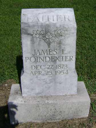 POINDEXTER, JAMES LAWSON - Lawrence County, Arkansas | JAMES LAWSON POINDEXTER - Arkansas Gravestone Photos