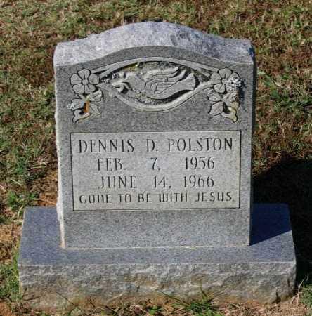 POLSTON, DENNIS DEAN - Lawrence County, Arkansas | DENNIS DEAN POLSTON - Arkansas Gravestone Photos
