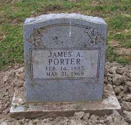 PORTER, JAMES A. - Lawrence County, Arkansas | JAMES A. PORTER - Arkansas Gravestone Photos