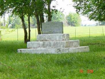 *MEMORIAL MONUMENT,  - Lawrence County, Arkansas |  *MEMORIAL MONUMENT - Arkansas Gravestone Photos