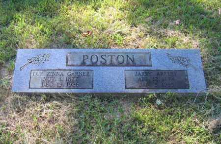 POSTON, JARRY ARKLEY - Lawrence County, Arkansas | JARRY ARKLEY POSTON - Arkansas Gravestone Photos