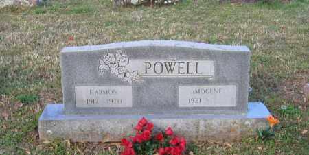 POWELL, HARMON TOSH - Lawrence County, Arkansas   HARMON TOSH POWELL - Arkansas Gravestone Photos