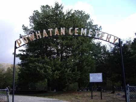 *ENTRANCE GATE,  - Lawrence County, Arkansas |  *ENTRANCE GATE - Arkansas Gravestone Photos