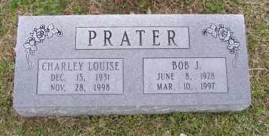 PRATER, BOB J. - Lawrence County, Arkansas | BOB J. PRATER - Arkansas Gravestone Photos