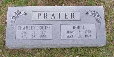 PRATER, CHARLEY LOUISE - Lawrence County, Arkansas | CHARLEY LOUISE PRATER - Arkansas Gravestone Photos
