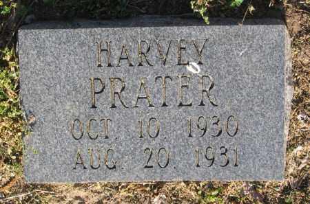 PRATER, HARVEY - Lawrence County, Arkansas | HARVEY PRATER - Arkansas Gravestone Photos