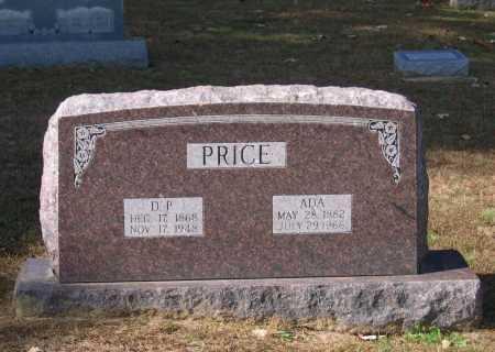HALL PRICE, ADA B. - Lawrence County, Arkansas   ADA B. HALL PRICE - Arkansas Gravestone Photos