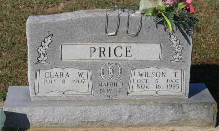 PRICE, CLARA W. - Lawrence County, Arkansas | CLARA W. PRICE - Arkansas Gravestone Photos