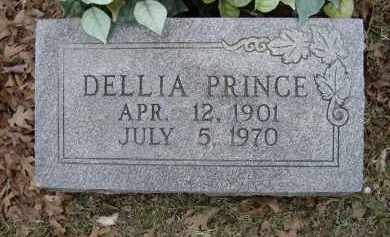 PRINCE, DELLIA - Lawrence County, Arkansas   DELLIA PRINCE - Arkansas Gravestone Photos