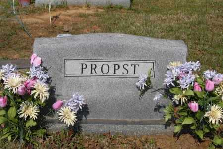 PROPST FAMILY STONE,  - Lawrence County, Arkansas |  PROPST FAMILY STONE - Arkansas Gravestone Photos