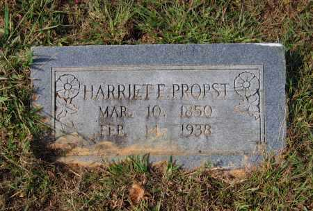 "PROPST, HARRIETT ELLEN ""HATTIE"" - Lawrence County, Arkansas | HARRIETT ELLEN ""HATTIE"" PROPST - Arkansas Gravestone Photos"