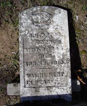 "PRYOR, JAMES S. ""J. S."" - Lawrence County, Arkansas   JAMES S. ""J. S."" PRYOR - Arkansas Gravestone Photos"