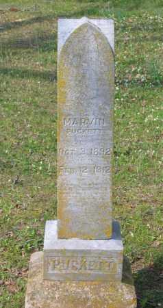 PUCKETT, MARVIN - Lawrence County, Arkansas | MARVIN PUCKETT - Arkansas Gravestone Photos