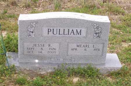 PULLIAM, JESSE ROLAND - Lawrence County, Arkansas   JESSE ROLAND PULLIAM - Arkansas Gravestone Photos