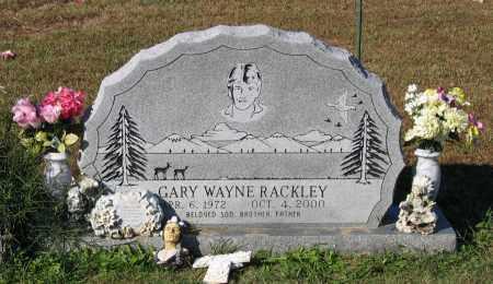 RACKLEY, GARY WAYNE - Lawrence County, Arkansas | GARY WAYNE RACKLEY - Arkansas Gravestone Photos