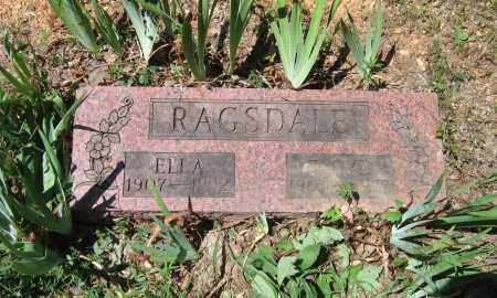 RAGSDALE, FLOYD FRANKLIN - Lawrence County, Arkansas | FLOYD FRANKLIN RAGSDALE - Arkansas Gravestone Photos