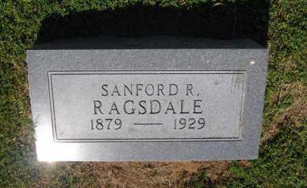RAGSDALE, SANFORD R. - Lawrence County, Arkansas | SANFORD R. RAGSDALE - Arkansas Gravestone Photos