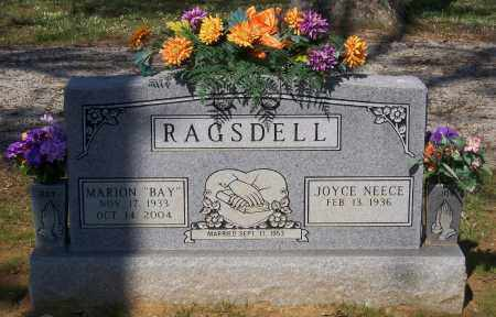 "RAGSDELL, MARION ZANUEL ""BAY"" - Lawrence County, Arkansas 