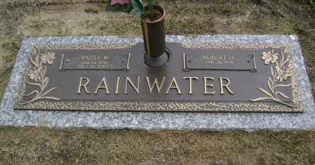 RAINWATER, PATSY JEAN - Lawrence County, Arkansas   PATSY JEAN RAINWATER - Arkansas Gravestone Photos