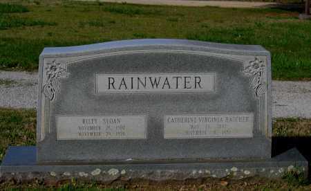 RAINWATER, CATHERINE VIRGINIA - Lawrence County, Arkansas | CATHERINE VIRGINIA RAINWATER - Arkansas Gravestone Photos
