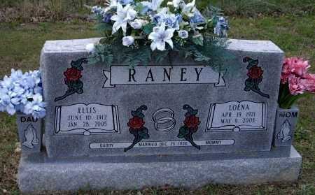 ORRICK RANEY, LOENA - Lawrence County, Arkansas | LOENA ORRICK RANEY - Arkansas Gravestone Photos