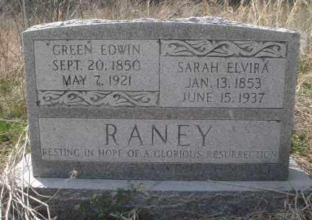 JACKSON RANEY, SARAH VIOLA - Lawrence County, Arkansas | SARAH VIOLA JACKSON RANEY - Arkansas Gravestone Photos