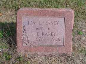 RANEY, IDA LEE - Lawrence County, Arkansas | IDA LEE RANEY - Arkansas Gravestone Photos