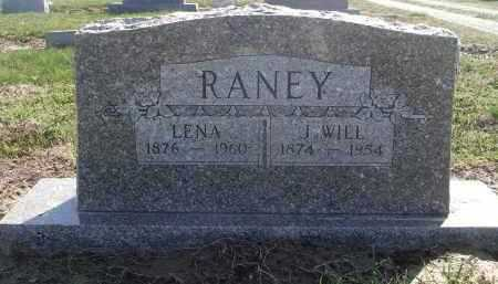 RANEY, LENA - Lawrence County, Arkansas | LENA RANEY - Arkansas Gravestone Photos