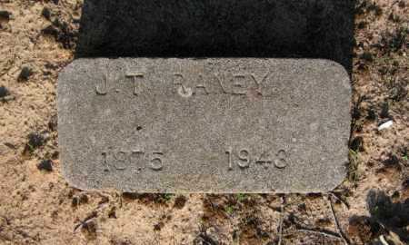 RANEY, JAMES THOMAS - Lawrence County, Arkansas | JAMES THOMAS RANEY - Arkansas Gravestone Photos