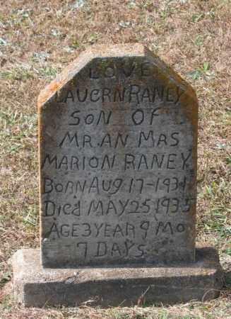 RANEY, LAVERN - Lawrence County, Arkansas | LAVERN RANEY - Arkansas Gravestone Photos