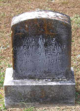 RANEY, MARY E. - Lawrence County, Arkansas | MARY E. RANEY - Arkansas Gravestone Photos