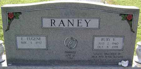 BLEVINS RANEY, RUBY VIOLET - Lawrence County, Arkansas | RUBY VIOLET BLEVINS RANEY - Arkansas Gravestone Photos
