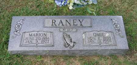 "RANEY, OMA ""OMIE"" - Lawrence County, Arkansas | OMA ""OMIE"" RANEY - Arkansas Gravestone Photos"