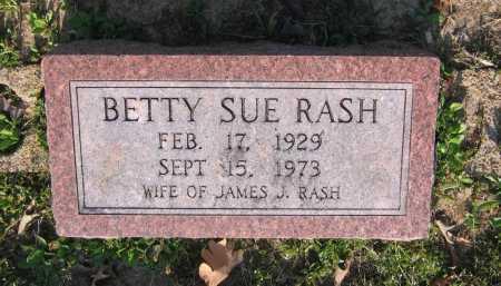 RASH, BETTY SUE - Lawrence County, Arkansas | BETTY SUE RASH - Arkansas Gravestone Photos