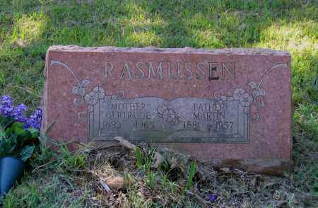 RASMUSSEN, MARTIN - Lawrence County, Arkansas | MARTIN RASMUSSEN - Arkansas Gravestone Photos