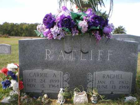 RATLIFF, CARRIE ALEXANDER - Lawrence County, Arkansas | CARRIE ALEXANDER RATLIFF - Arkansas Gravestone Photos