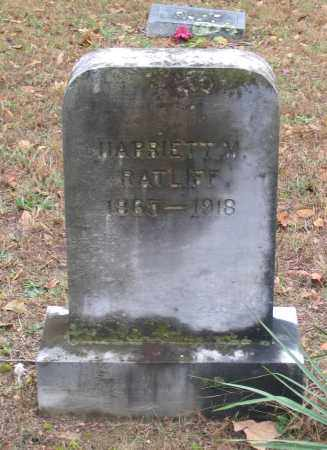 CAMPBELL RATLIFF, HARRIETT M. - Lawrence County, Arkansas | HARRIETT M. CAMPBELL RATLIFF - Arkansas Gravestone Photos