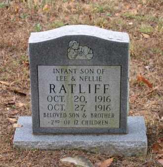 RATLIFF, INFANT SON - Lawrence County, Arkansas   INFANT SON RATLIFF - Arkansas Gravestone Photos