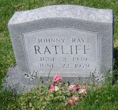 RATLIFF, JOHNNY RAY - Lawrence County, Arkansas | JOHNNY RAY RATLIFF - Arkansas Gravestone Photos