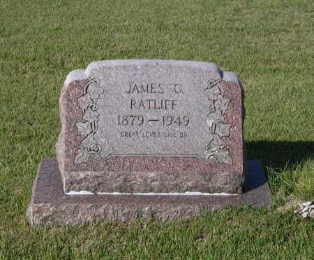 RATLIFF, JAMES CHARLES - Lawrence County, Arkansas | JAMES CHARLES RATLIFF - Arkansas Gravestone Photos